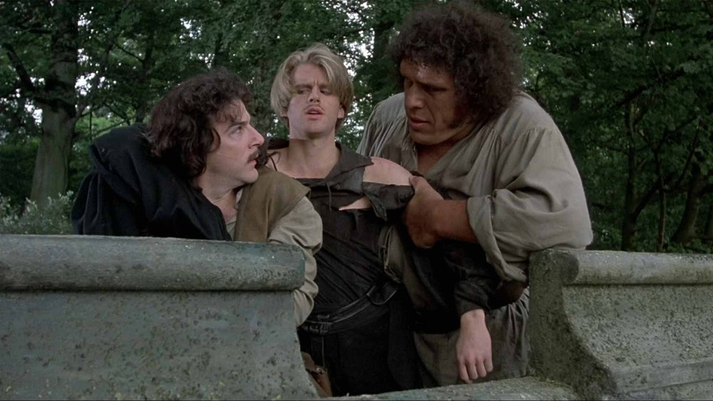 #11) The Princess Bride - (1987 - dir. Rob Reiner)