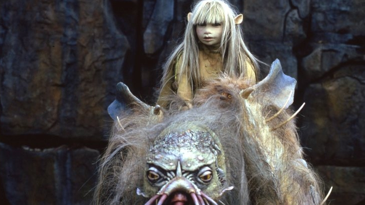 #13) The Dark Crystal - (1982 - dir. Frank Oz, Jim Henson)