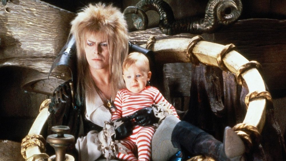 #14) Labyrinth - (1986 - dir. Jim Henson