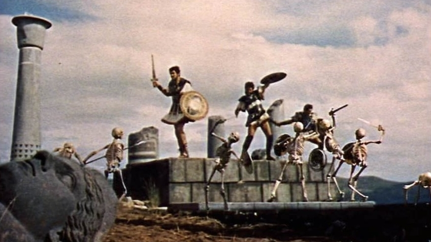 #17) Jason and the Argonauts - (1963 - dir. Don Chaffey)