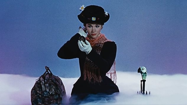 #20) Mary Poppins - (1964 - dir. Robert Stevenson)