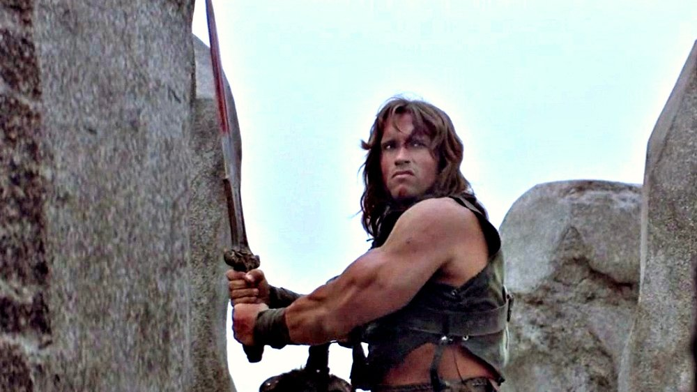 #37) Conan the Barbarian - (1982 - dir. John Milius)