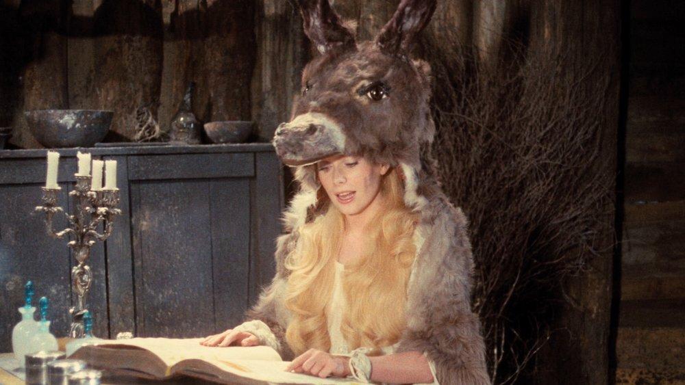 #48) Donkey Skin - (1970 - dir.Jacques Demy)