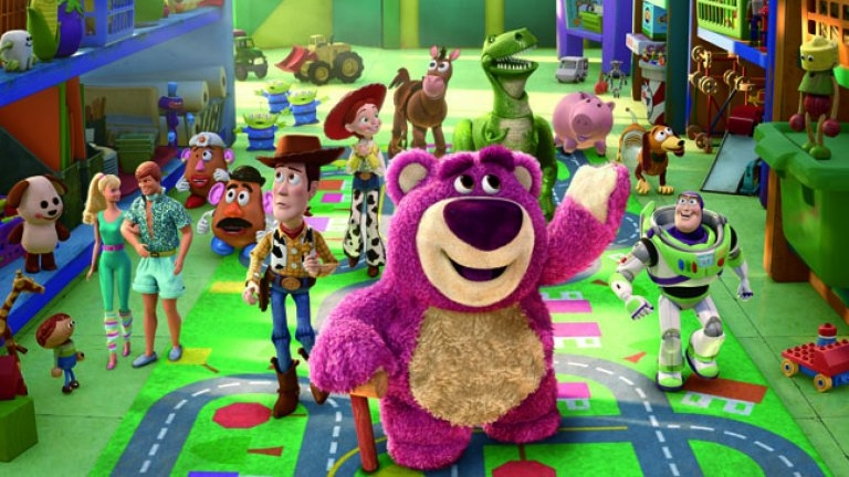 #50) Toy Story 3 - (2010 - dir. Lee Unkrich)