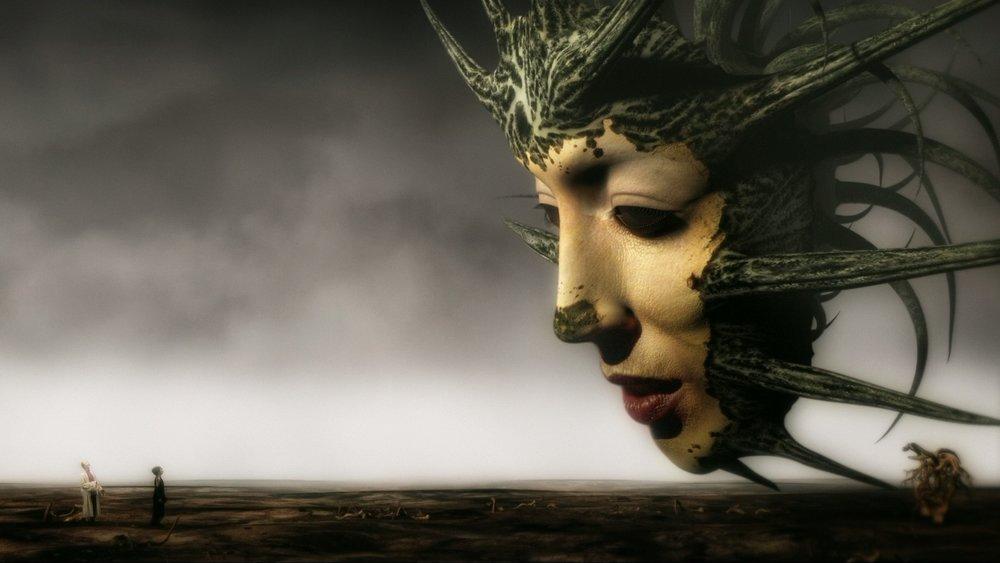 #53) Mirrormask - (2005 - dir. Dave McKean)