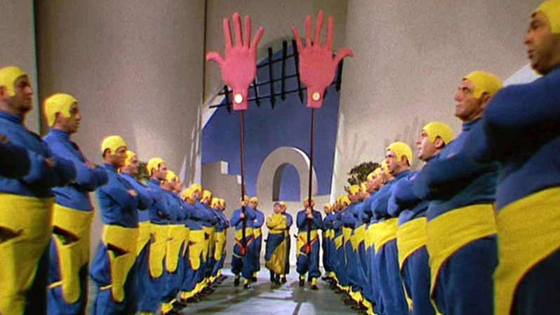 #60) The 5,000 Fingers of Dr. T - (1953 - dir. Roy Rowland)