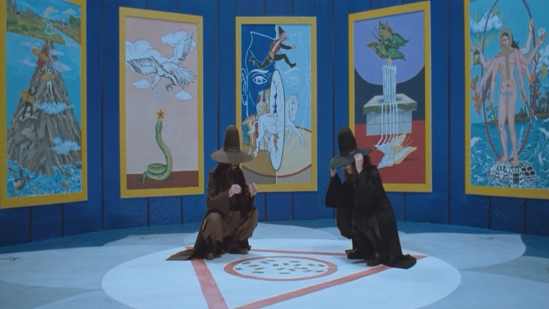 #63) The Holy Mountain - (1973 - dir. Alejandro Jodorowsky)