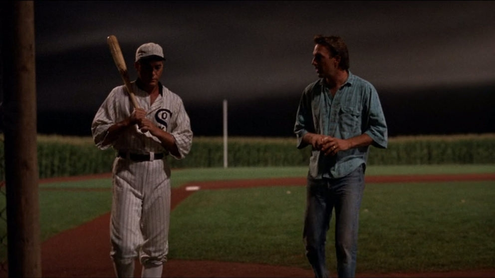 #73) Field of Dreams - (1989 - dir. Phil Alden Robinson)