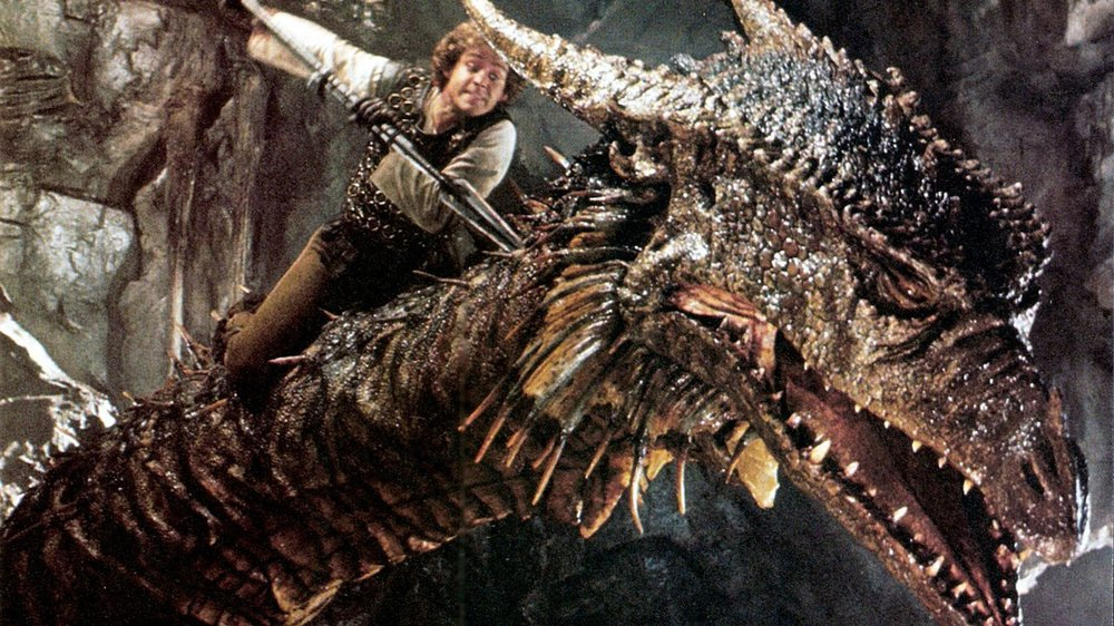 #84) Dragonslayer - (1981 - dir. Matthew Robbins)