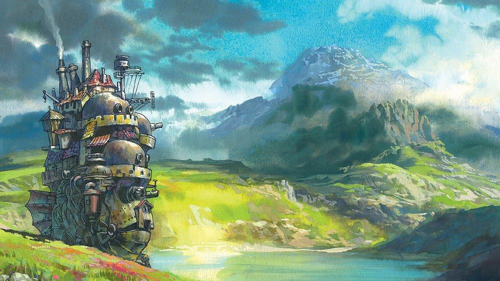 #85) Howl's Moving Castle - (2004 - dir. Hayao Miyazaki)