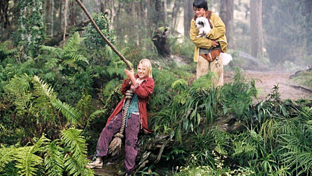 #86) Bridge to Terabithia - (2007 - dir.Gábor Csupó)