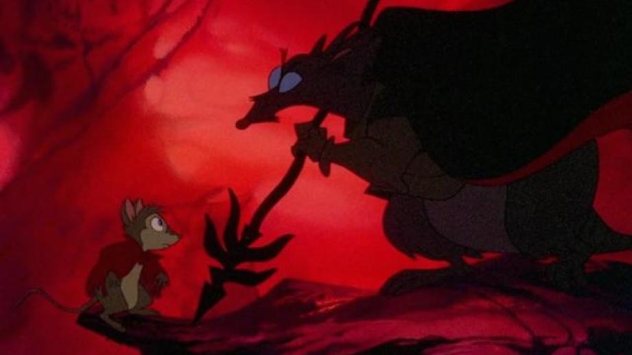 #87) The Secret of NIMH - (1982 - dir. Don Bluth)