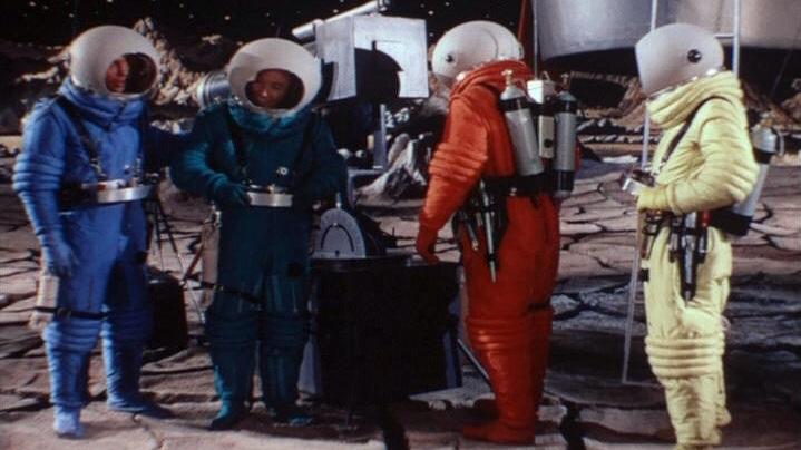 #82) Destination Moon(NEW) - (1950 - dir. Irving Pichel)