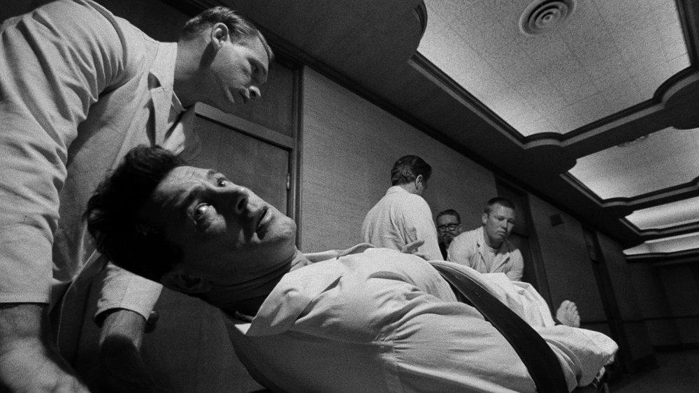 #98) Seconds(NEW) - (1966 - dir. John Frankenheimer)