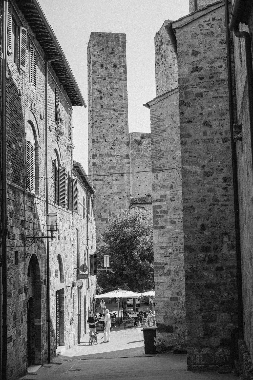 San Gimignano Tuscany Italy Fine Art Photography NB2A7163.jpg