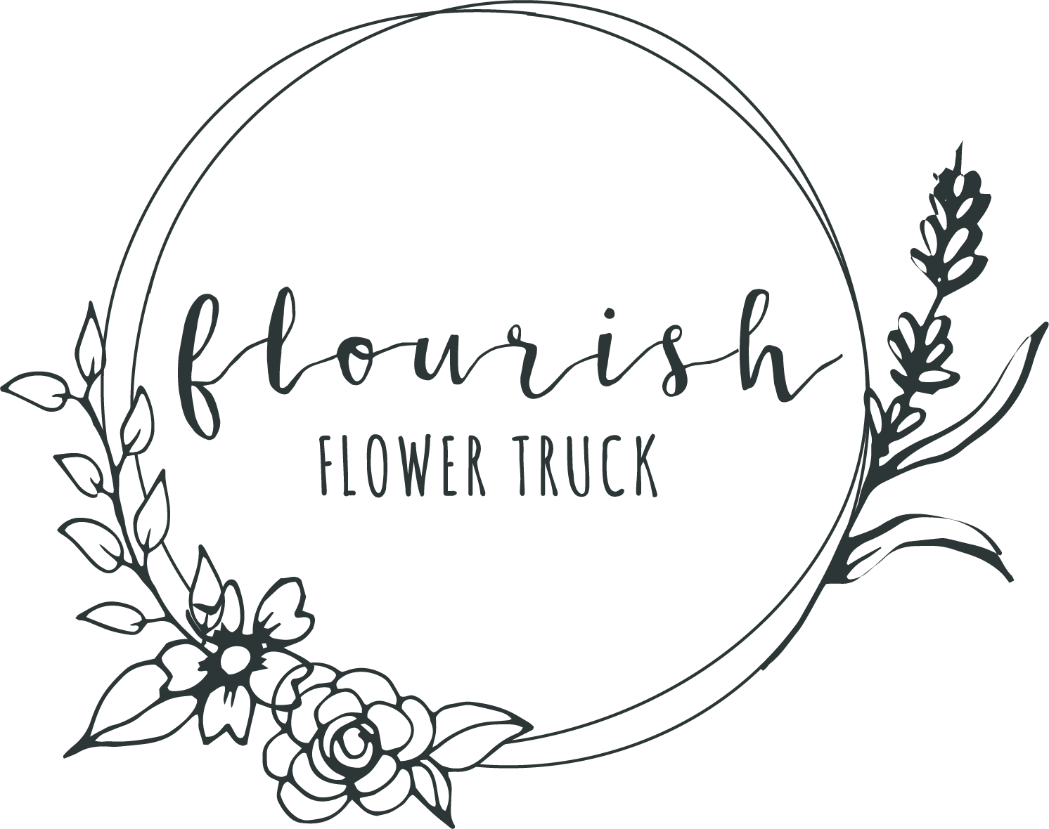 Flourish Flower Truck