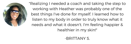Britt Testimonial