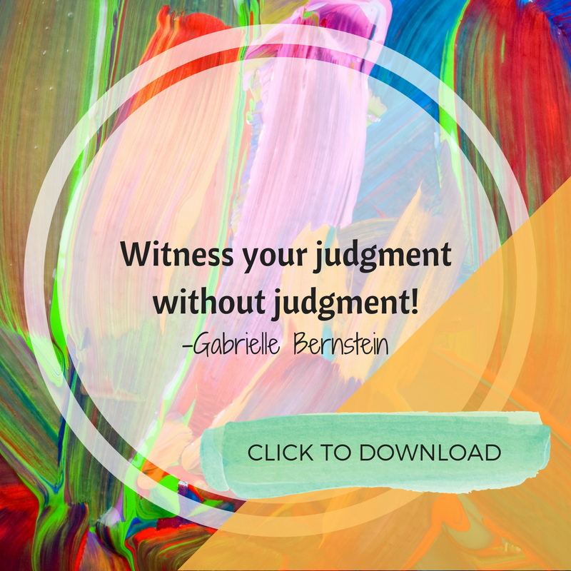 Witness judgment