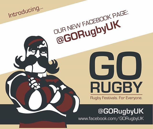 We. Are. Live! #GORugby