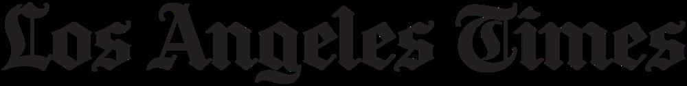 los angeles times logo horizontal.png