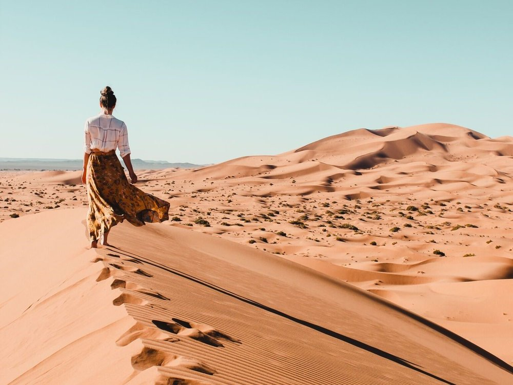 September 21-19, 2019 || Caro fenno || morocco - Soul Abundance