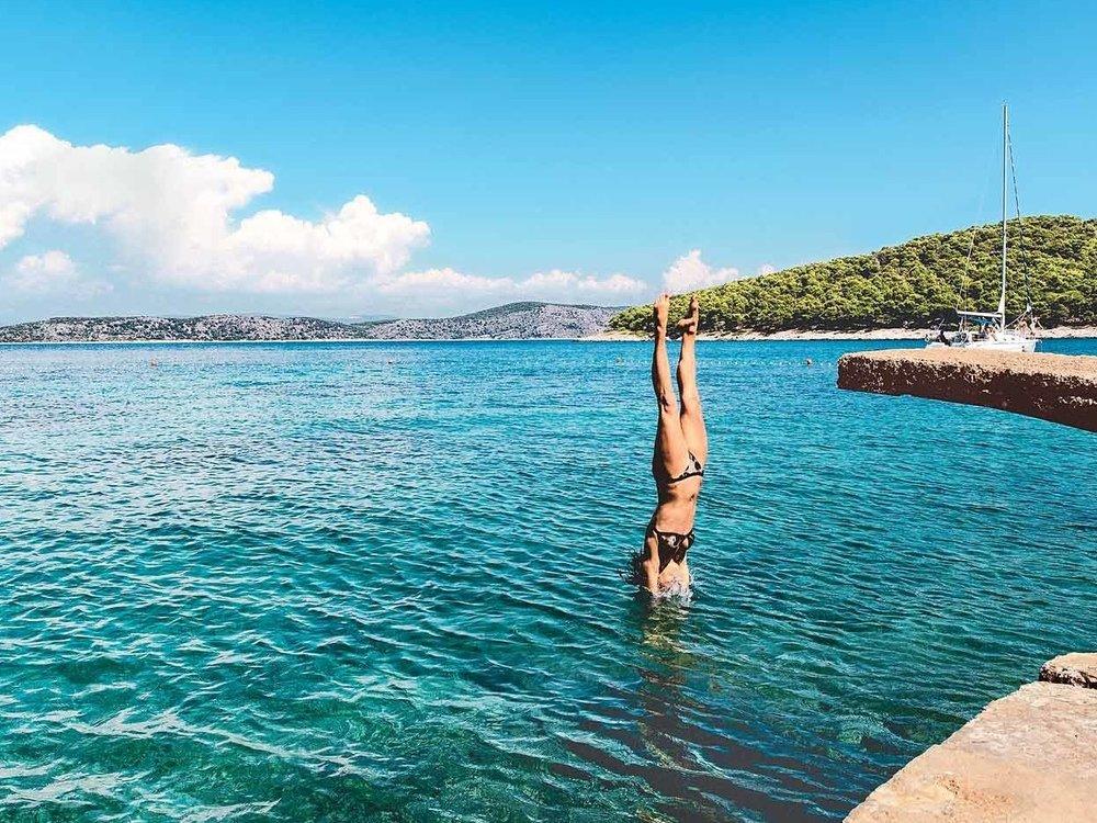 August 21-26, 2019 || Mona Lisa Godfrey || croatia - Summer daze Retreat