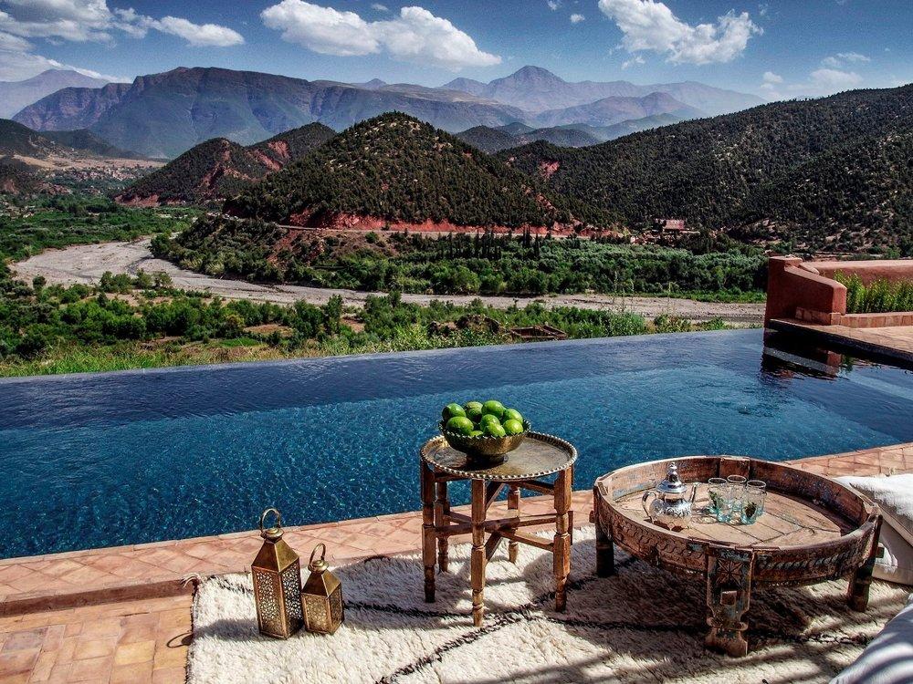 May 26 - june 02, 2019    Michael James Wong    Marrakech & Atlas mts - Yoga & Meditation
