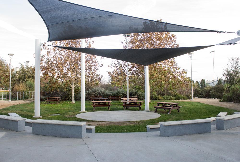 Amphitheater & Picnic area