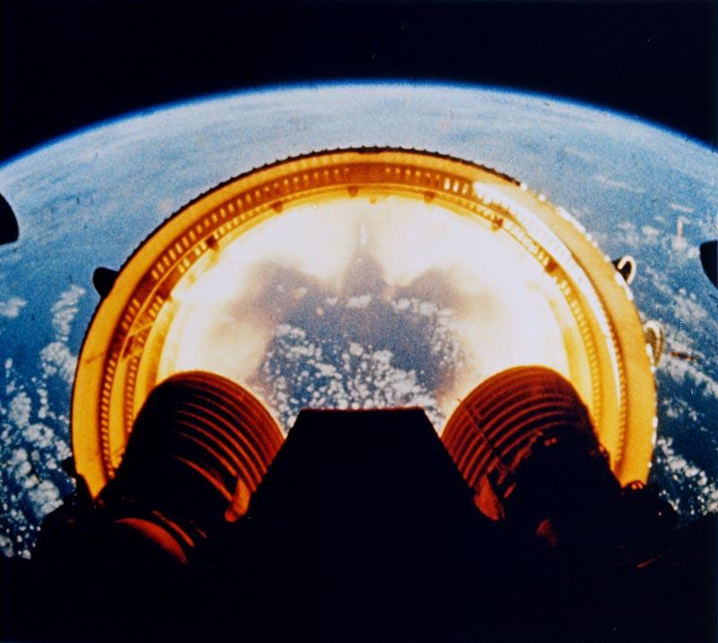 Saturn V, Rocket, Apollo, Moon