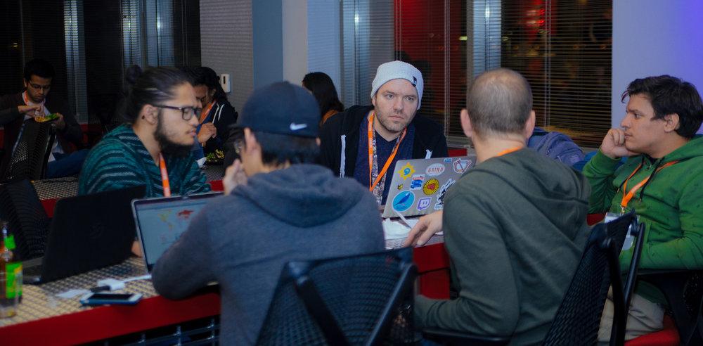 schedule - boot campshackathonstartup exchange