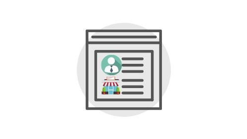 Página personalizada con toda su información, descripción de sus servicios, fotos y videos.