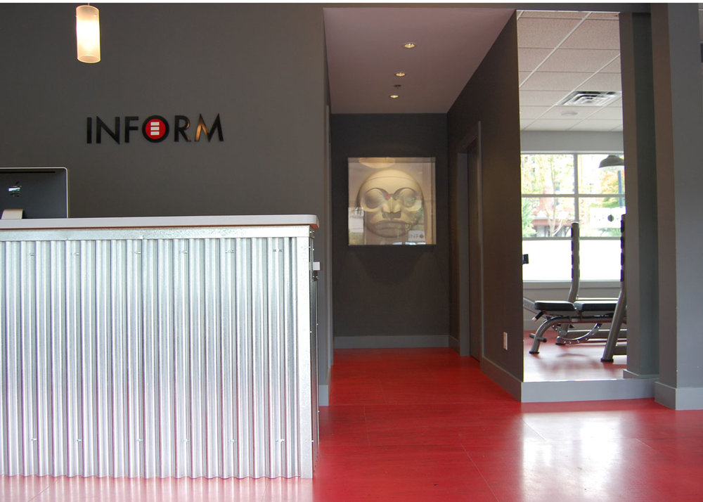 Inform Fitness Center -