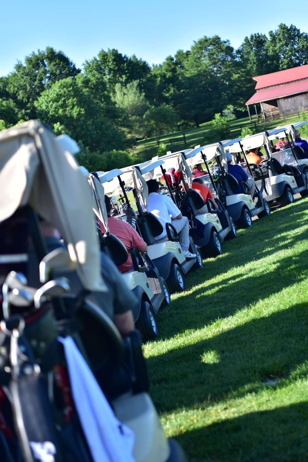 8th AnnualSheriff's PosseGolf Roundup - June 7, 2019 - Old Trail Golf Club in Crozet, VA.AM and PM flights available.$500 per team - Captain's Choice FormatFood and Entertainment included.Sign up today!