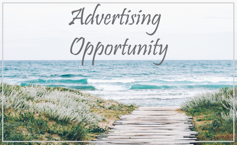 ADVERTISING OPPORTUNITY  Features: