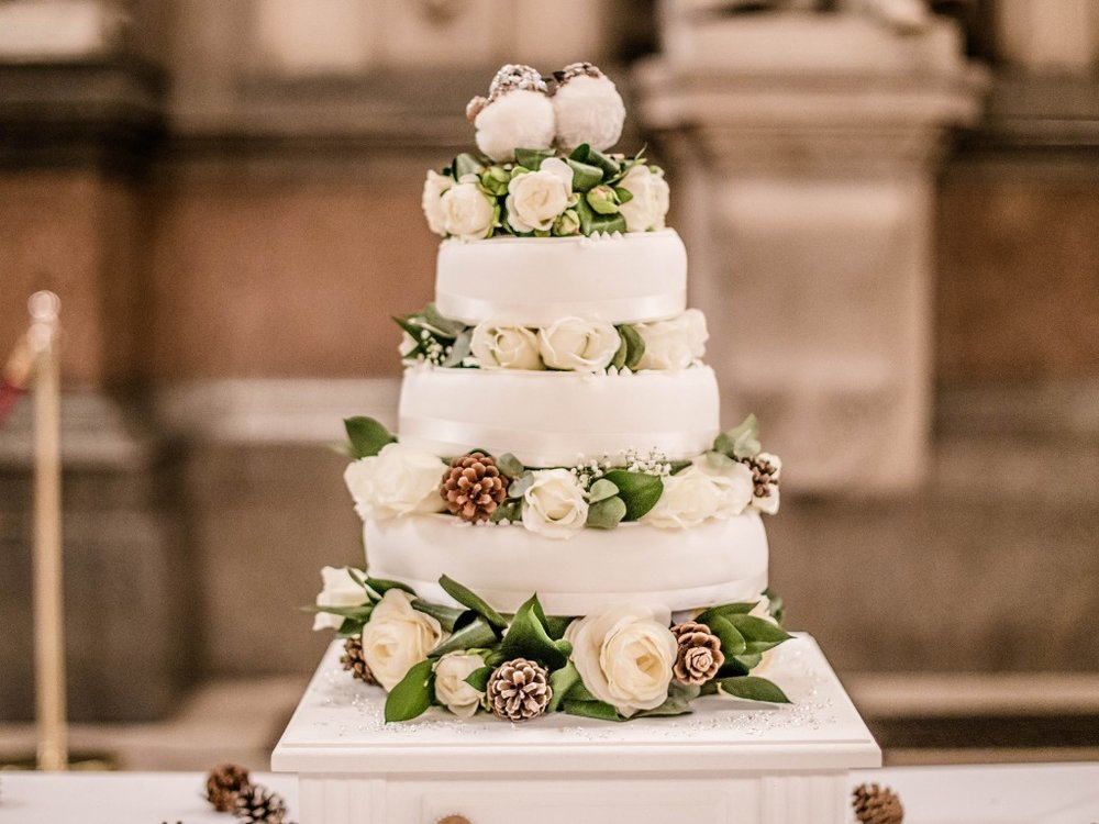 Cakes - At Pride Wedding & Events, we understands that cakes become a major centre piece and talking point, so we will make sure that your imagination comes to life, as we don't believe in just making cakes, we believe in creating dreams.
