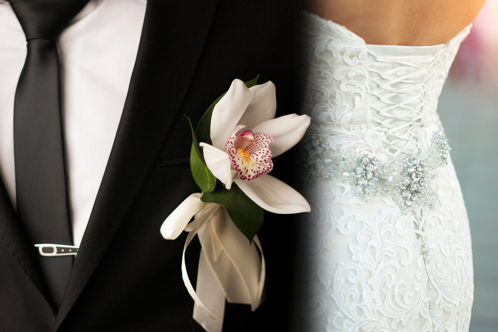 Dress & Formal Wear - With a range of collections and designers to choose from, we will find the right dress or suit to compliment your taste. From classic to modern we understand the importance in choosing probably the most important piece of wardrobe ever.
