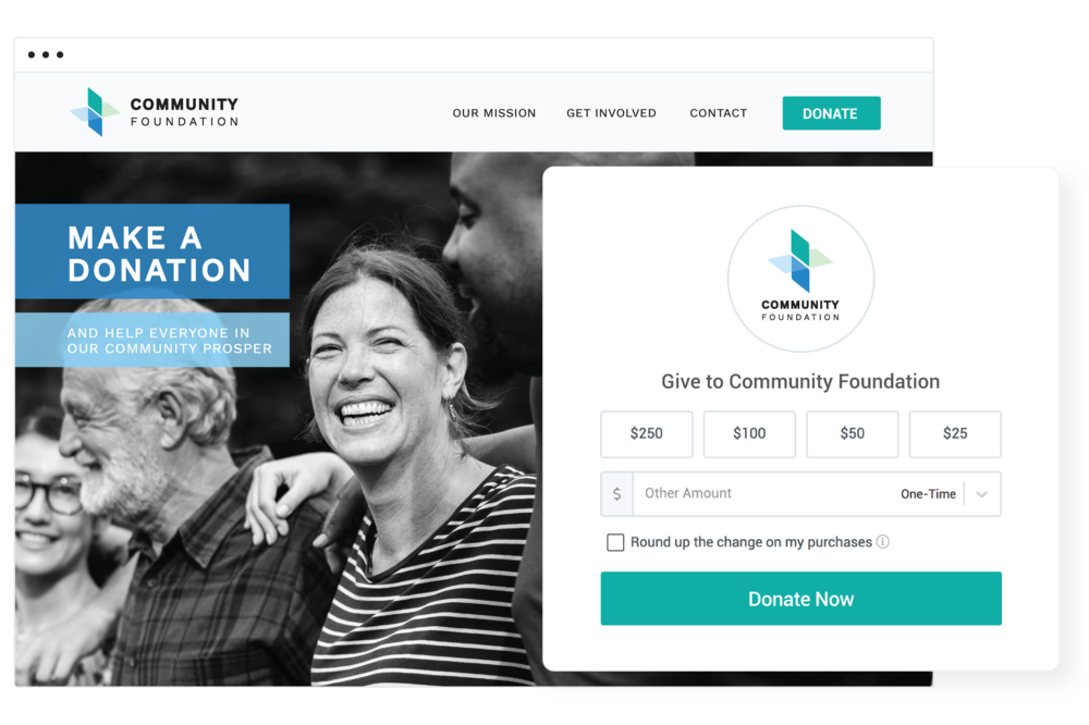 Donation Forms - Collect online donations with branded forms that are easy to embed anywhere on your website.