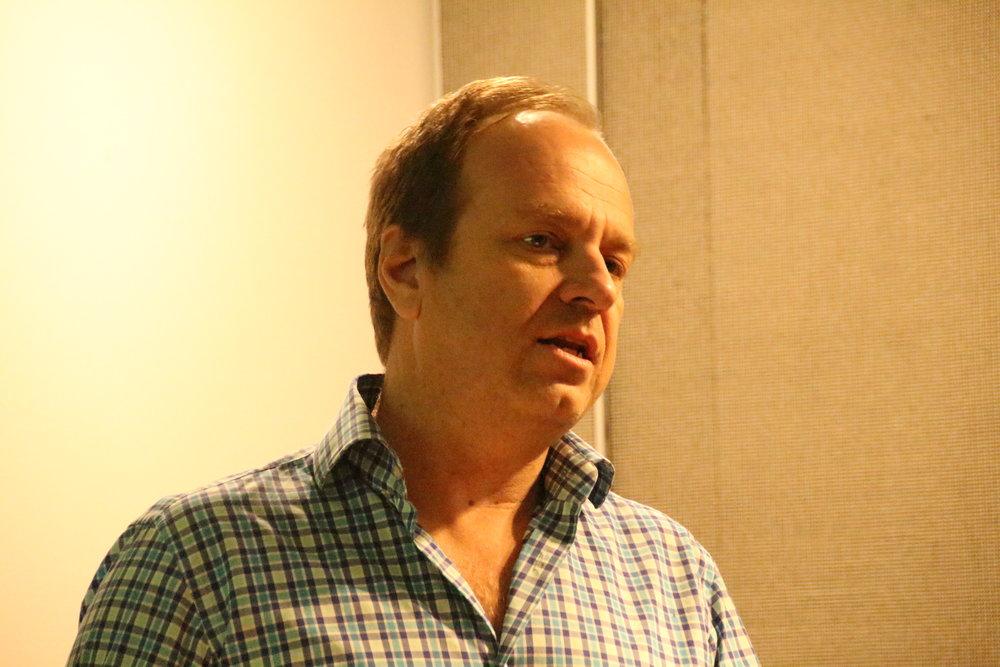 Nick Heath - NBRF