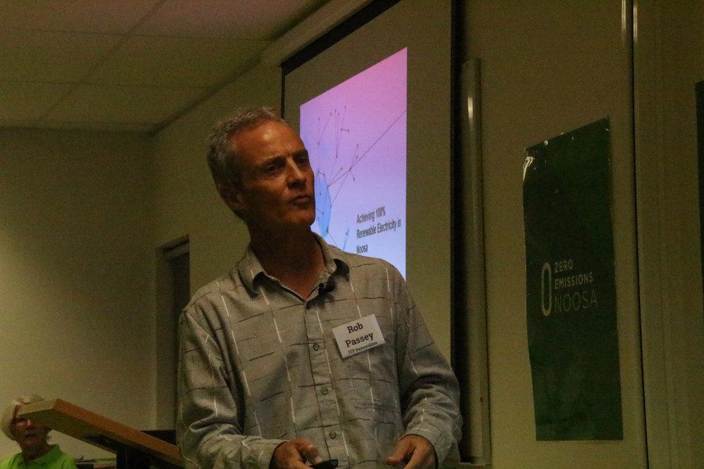 Rob Passey - ITP Renewables