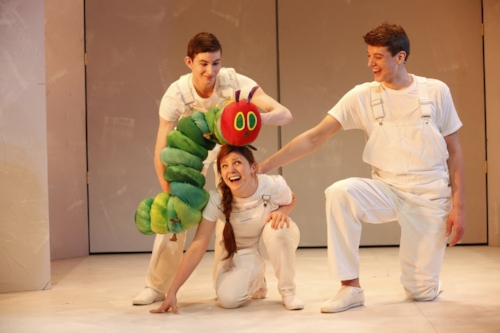 The Very Hungry Caterpillar Show - a first-rate theater going experience for toddlers and babies in NYC