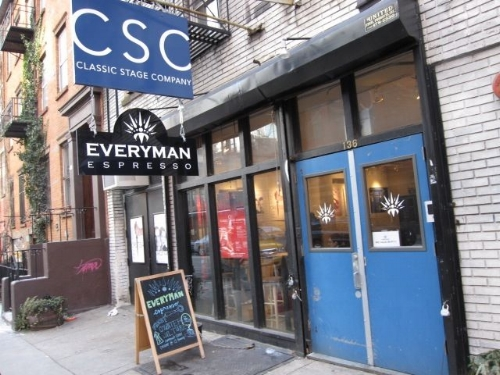 "Grab a ""Damn Fine Coffee"" at Everyman Espresso in Union Square before The Very Hungry Caterpillar Show"
