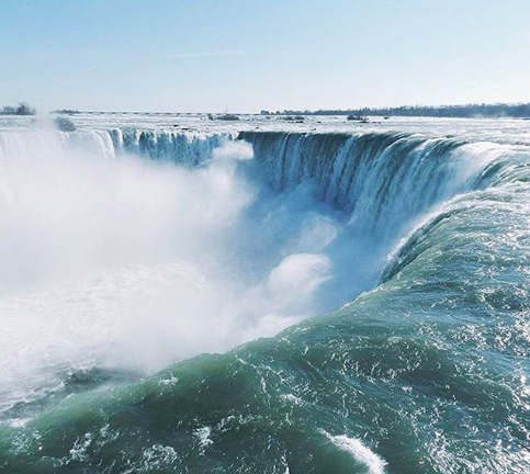 Niagara Falls Ontario and the surrounding region provides plenty of outdoor excitement for toddlers and their parents.