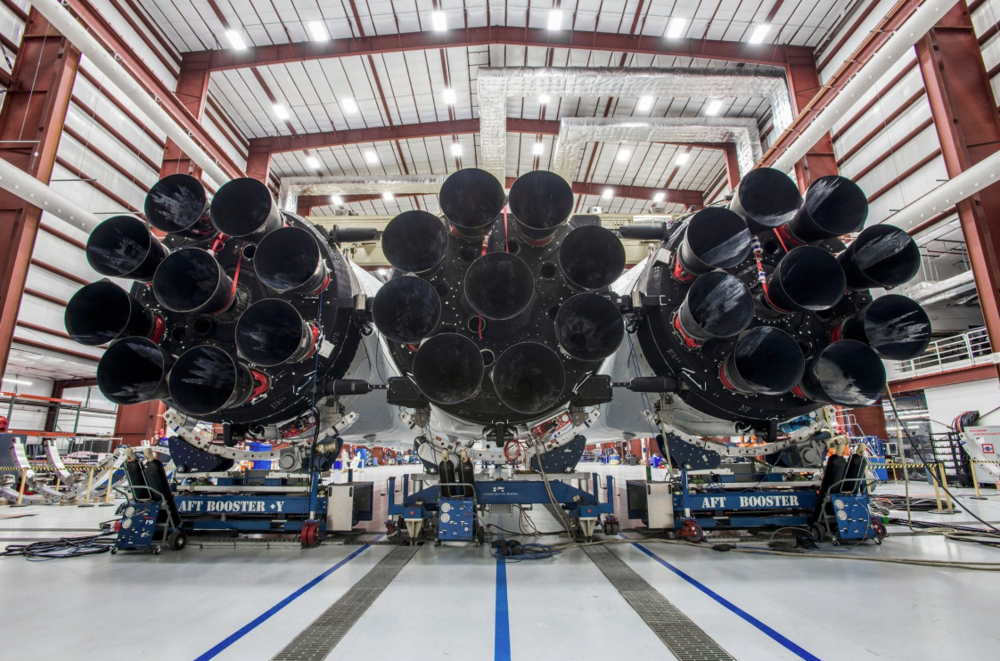 Photo Credit: SpaceX, via Associated Press