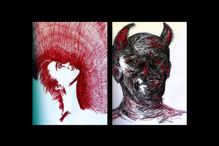 grace & devil