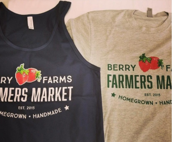 TAKE ACTION - Check out our facebook page to see a list of vendors that will be at that week's market!facebook.com/berryfarmsfm