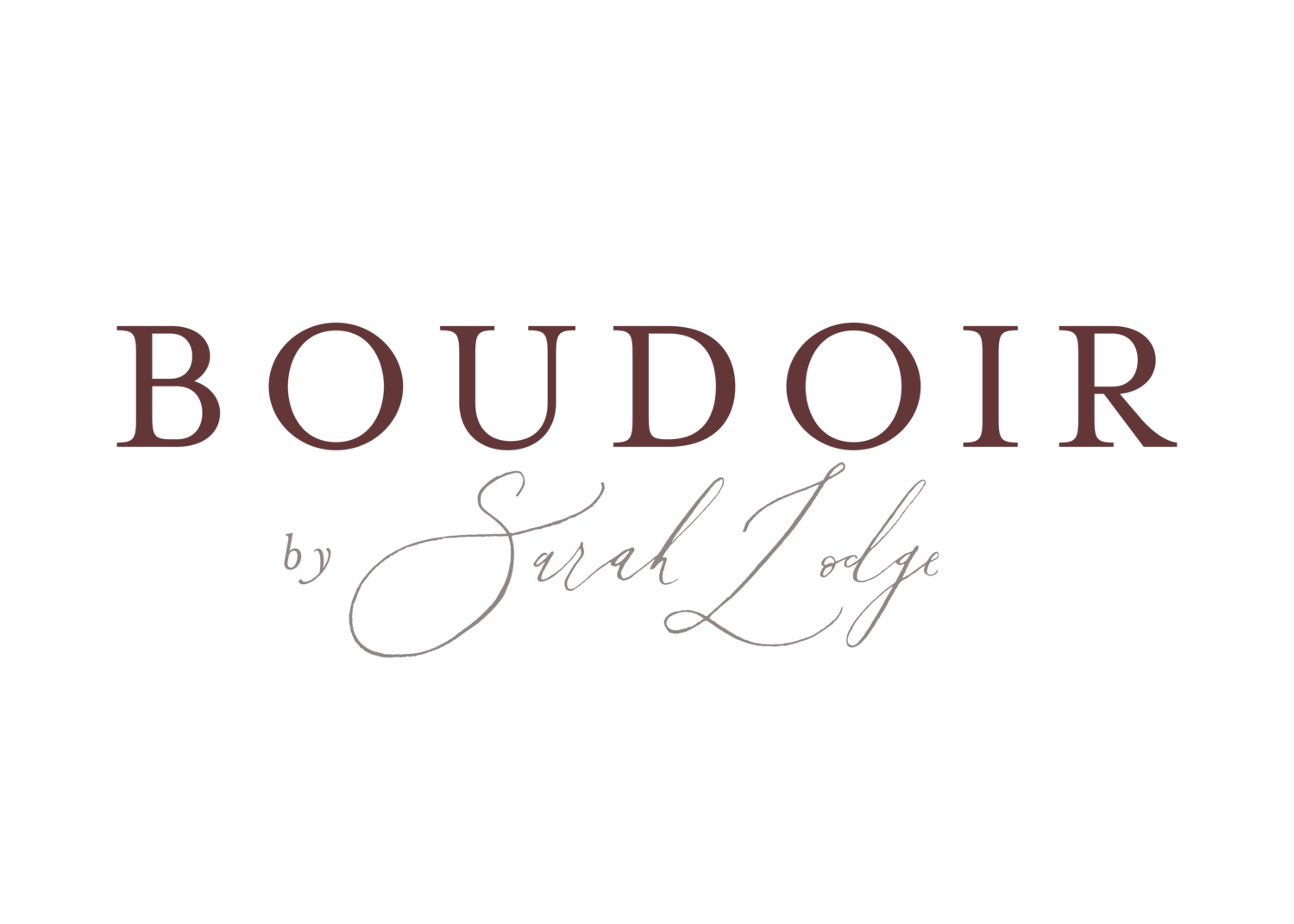 Boudoir by Sarah Lodge