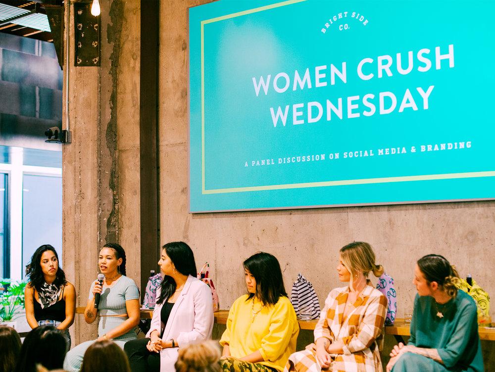 Photography by     Lindsey Shea         featuring     Bianca Sotelo    ,     Maryam Hasnaa    ,     Yumna Bahgat     of     VSCO    ,     Ericka Chan    ,     Aleksandra Zee    , and         Meryl Pataky