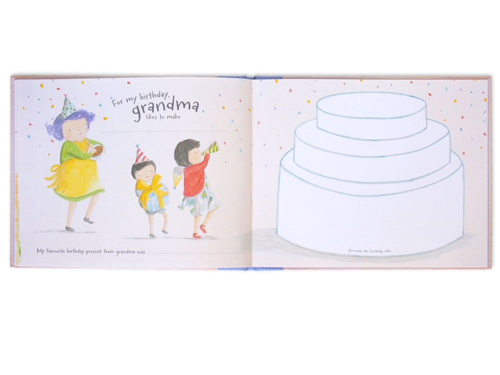 Jedda Robaard A Little Book About Me And My Grandma