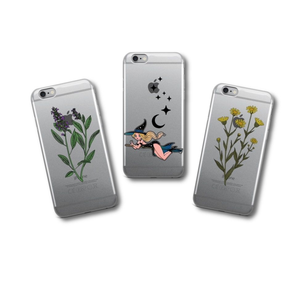 iPHONE CASES FOR THE MODERN WITCH -
