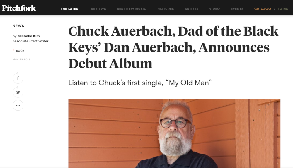 https://pitchfork.com/news/chuck-auerbachdad-of-the-black-keys-dan-auerbachannounces-debut-album/